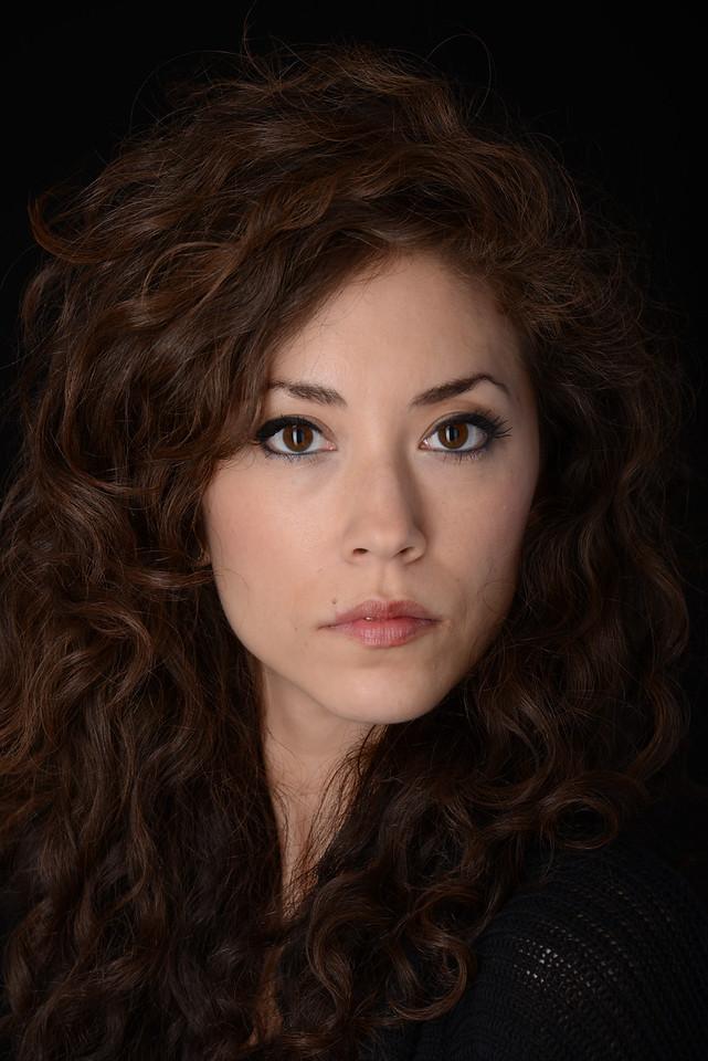Model: Monica Damon