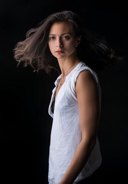Model: Lulu Ward