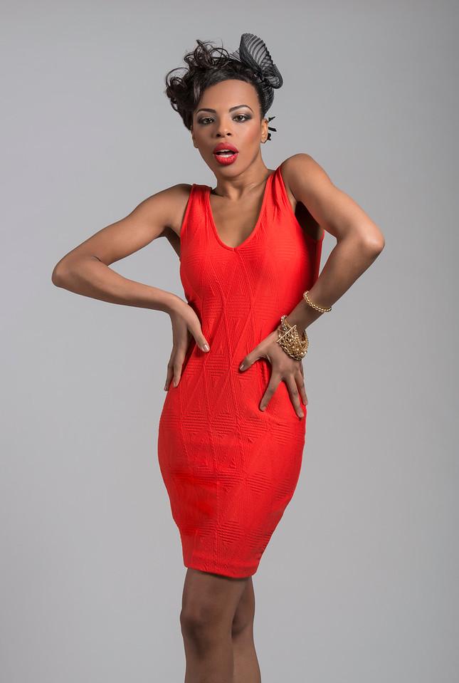 Model: Heylin Maxwell, Makeup: Eve Love, Hair Styling: Anthony Lee, Headwear Designer: Holly Artikal