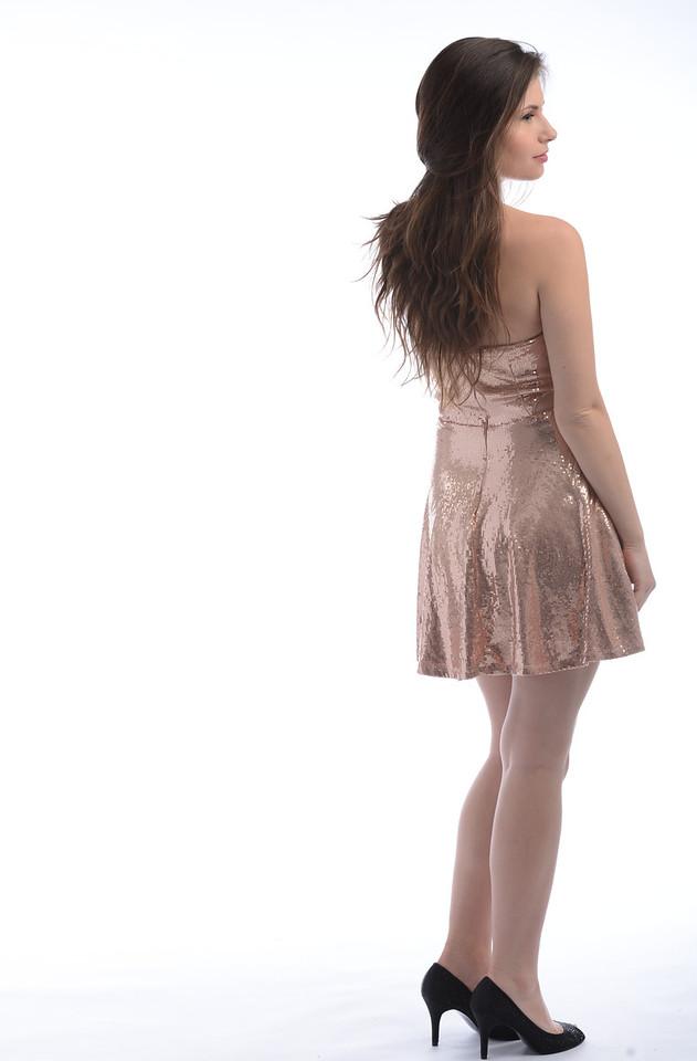 Model -Zoe Kellett