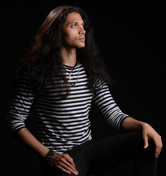 Model:  Cyrus Bandali