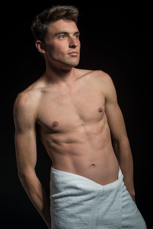 Model: Bart Stepien, Click Model Management