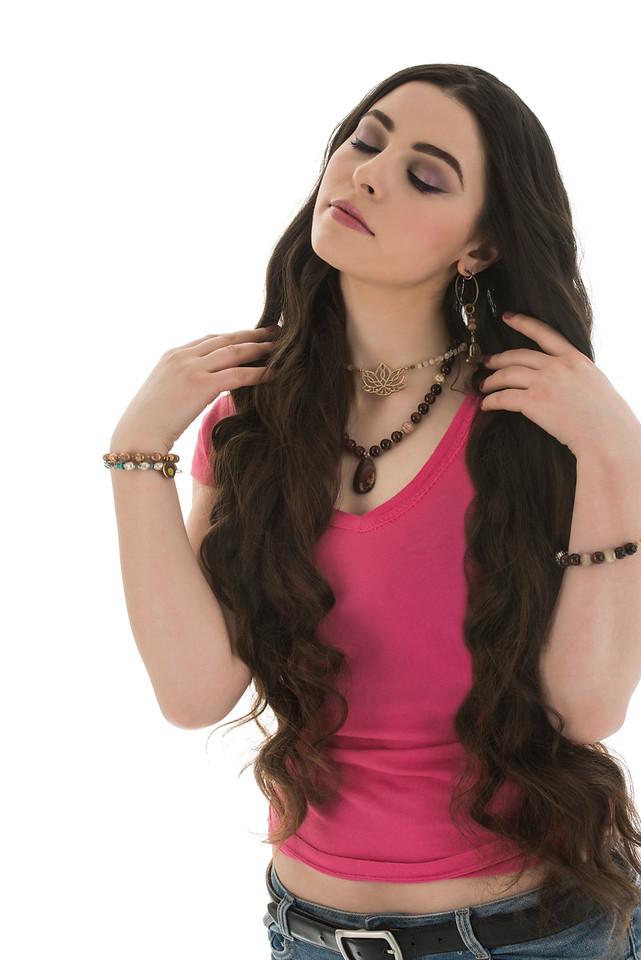 Model: Lilit, Makeup:  Eve Love, Hair Styling: Angelo Canales, Wardrobe Stylist: Lori Eastlund