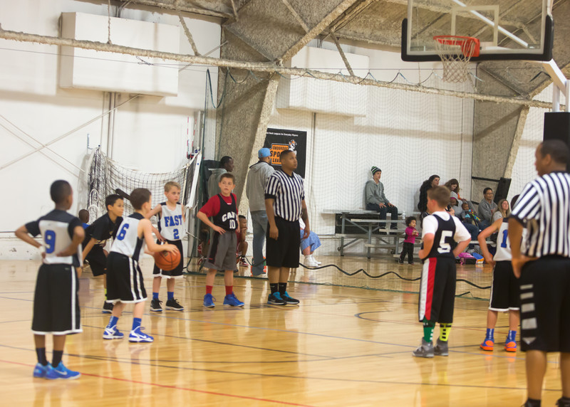 Chase shooting free throws