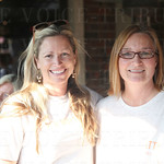 Vint Coffee Shop Operations Manager Toni Lavenson and Leslie Stum.
