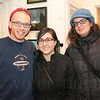 Daniel Rummels, Lucia Aja and Beatrice Perez.
