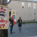 Fat Friday Trolley Hop.