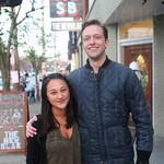 Juliett Pham and Weston Hagan.