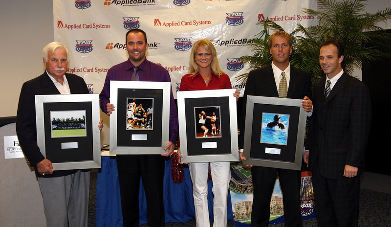 Hall of Fame Inductees 2007 b