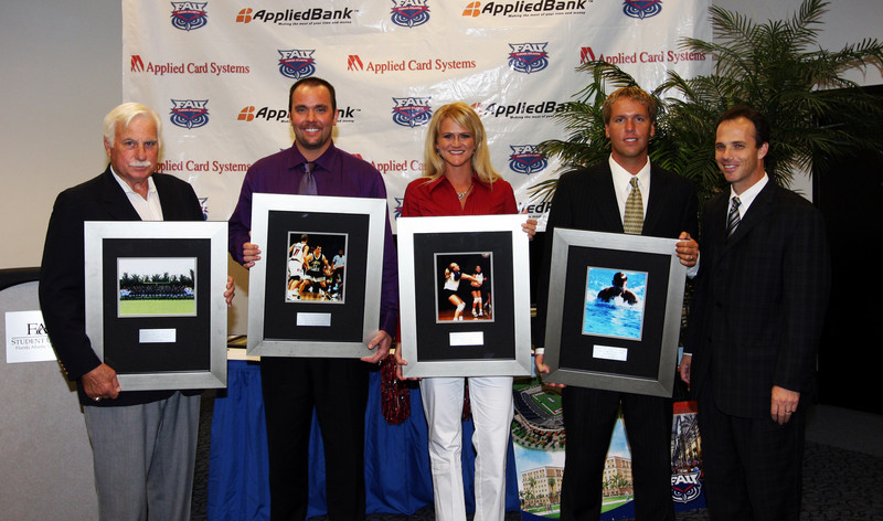 Hall of Fame Inductees 2007