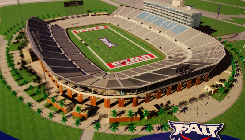 FAU Innovation Village, Stadium HD