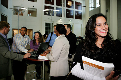 College of Business Promotional Images Oct 2006 (21)