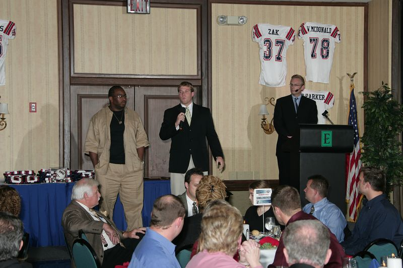 FAU Football Awards Banquet Feb 2005 - 1140