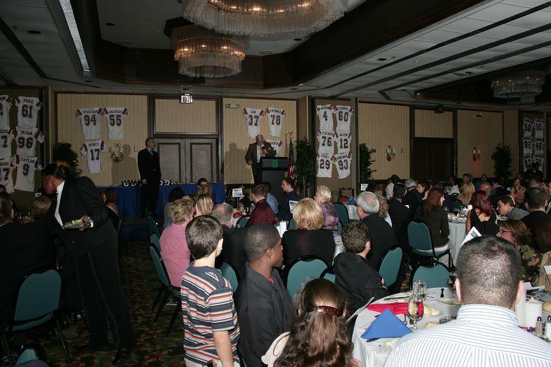 FAU Football Awards Banquet Feb 2005 - 1124