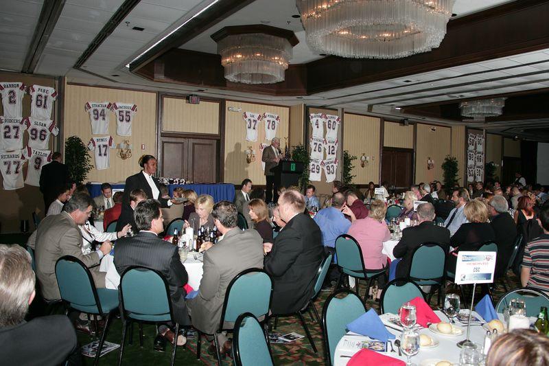 FAU Football Awards Banquet Feb 2005 - 1125