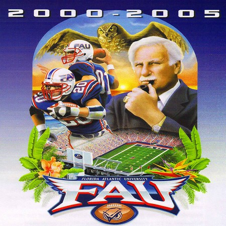 FAU Football Awards Banquet 2005 sq button