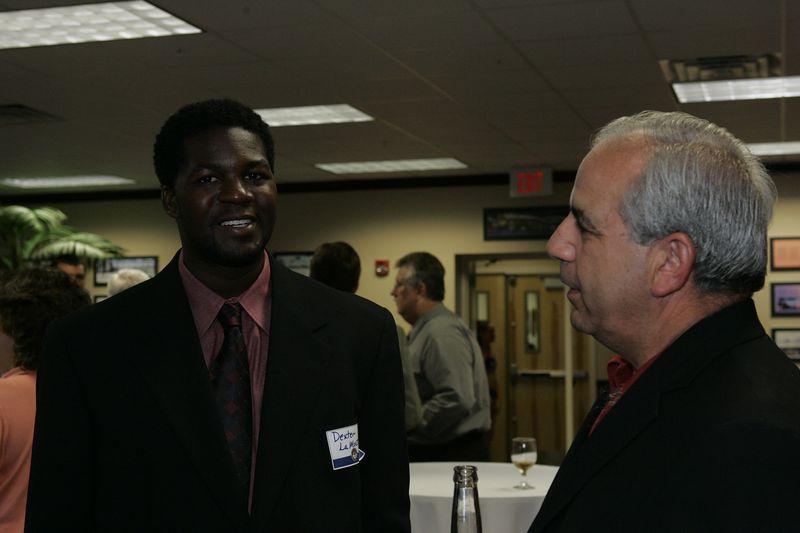 FAU Football Scholarship Reception - August 2004  0033
