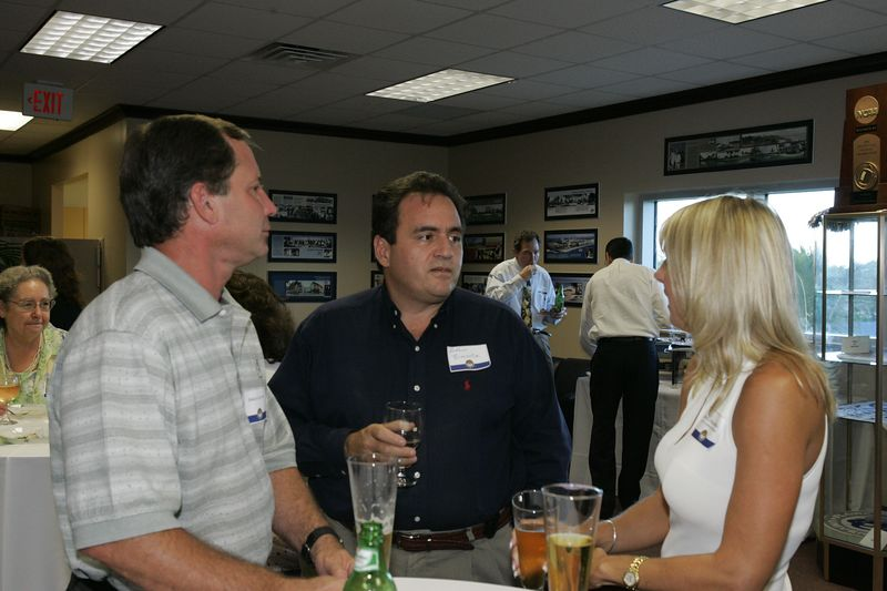 FAU Football Scholarship Reception - August 2004  0032
