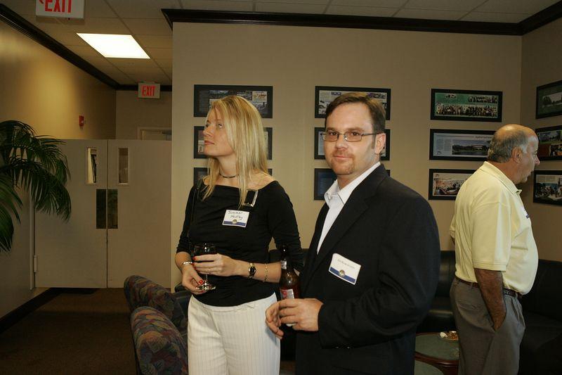 FAU Football Scholarship Reception - August 2004  0010
