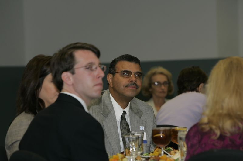 FAU Founding Faculty & Staff Luncheon 25-Oct-2004 - 0030