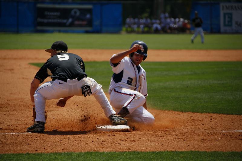 FAU Baseball vs Bryant 2009APR19-1pm-  (286)