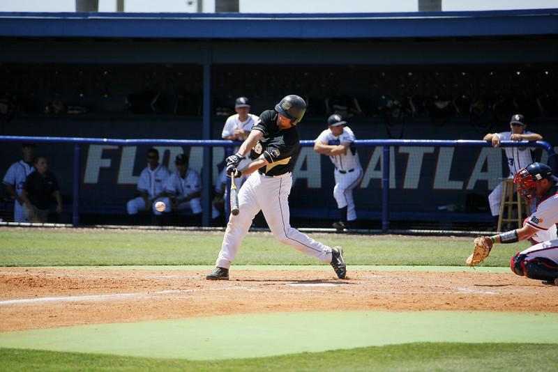 FAU Baseball vs Bryant 2009APR19-1pm-  (208)