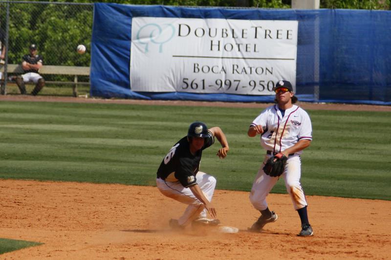 FAU Baseball vs Bryant 2009APR19-1pm-  (432)