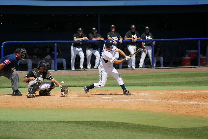 FAU Baseball vs Bryant 2009APR19-1pm-  (423)