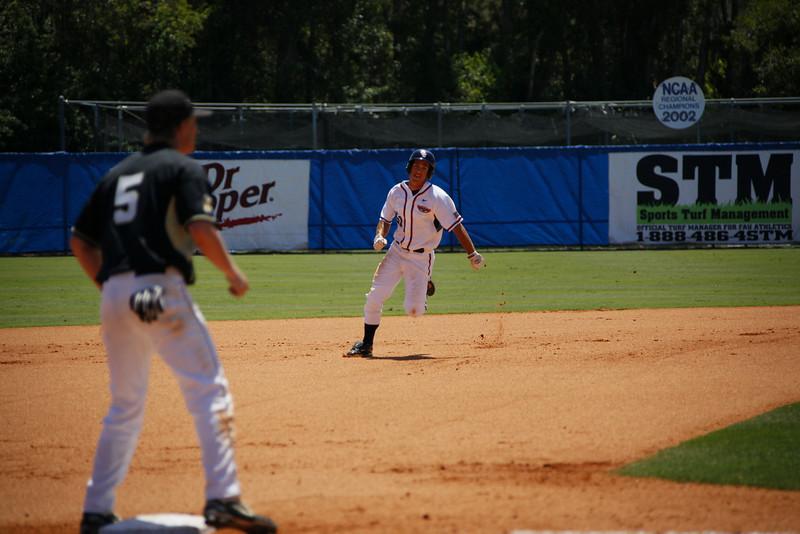 FAU Baseball vs Bryant 2009APR19-1pm-  (108)