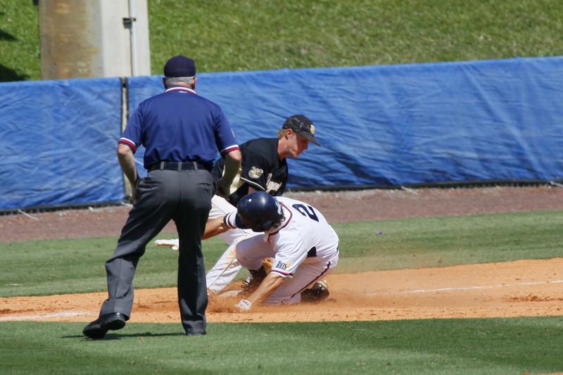 FAU Baseball vs Bryant 2009APR19-1pm-  (411)