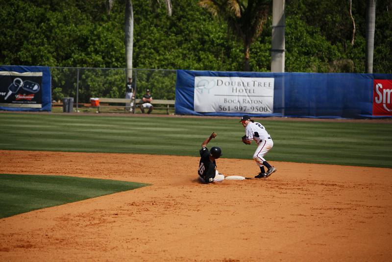 FAU Baseball vs Bryant 2009APR19-1pm-  (430)