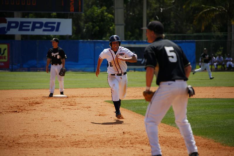 FAU Baseball vs Bryant 2009APR19-1pm-  (281)