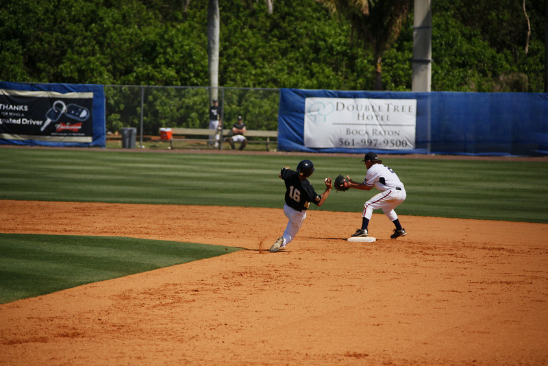 FAU Baseball vs Bryant 2009APR19-1pm-  (429)