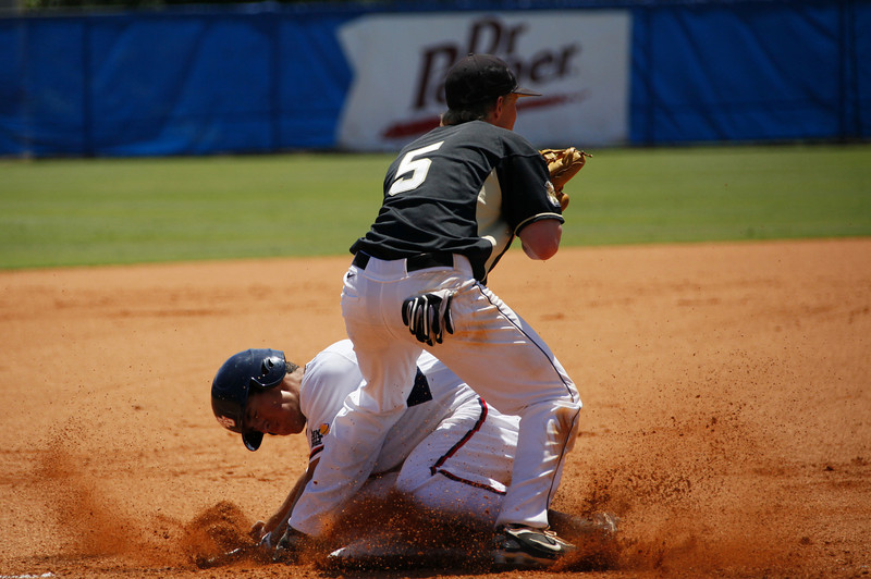 FAU Baseball vs Bryant 2009APR19-1pm-  (110)