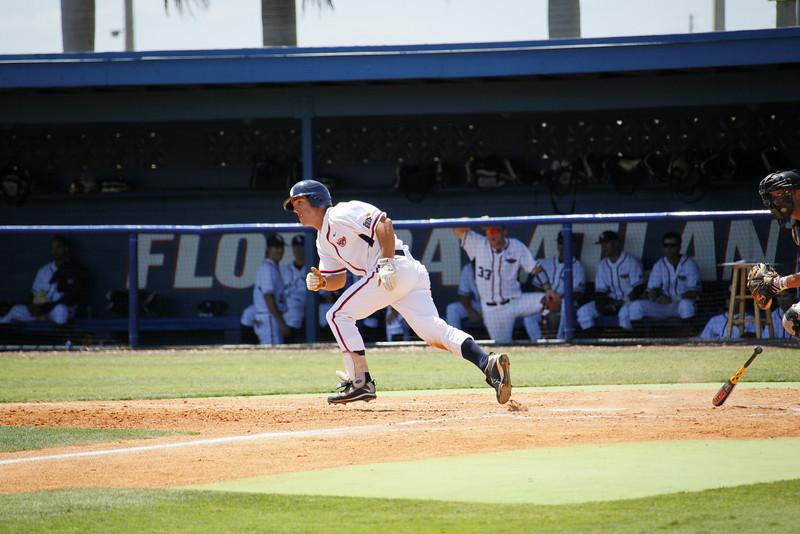 FAU Baseball vs Bryant 2009APR19-1pm-  (232)