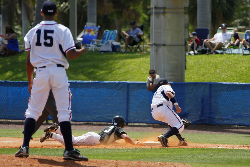 FAU Baseball vs Bryant 2009APR19-1pm-  (315)