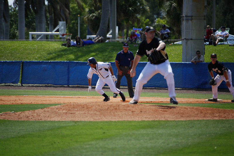 FAU Baseball vs Bryant 2009APR19-1pm-  (258)
