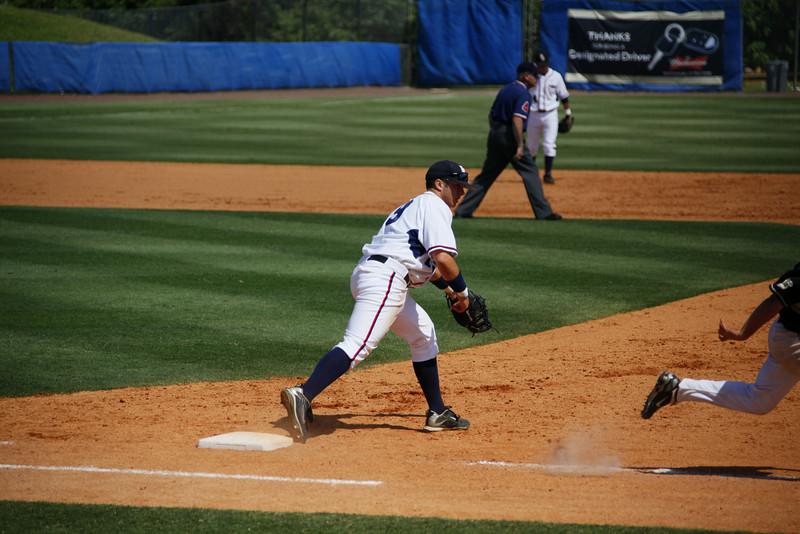 FAU Baseball vs Bryant 2009APR19-1pm-  (434)