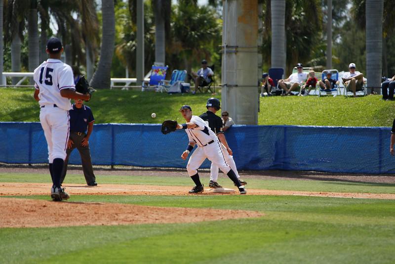 FAU Baseball vs Bryant 2009APR19-1pm-  (313)