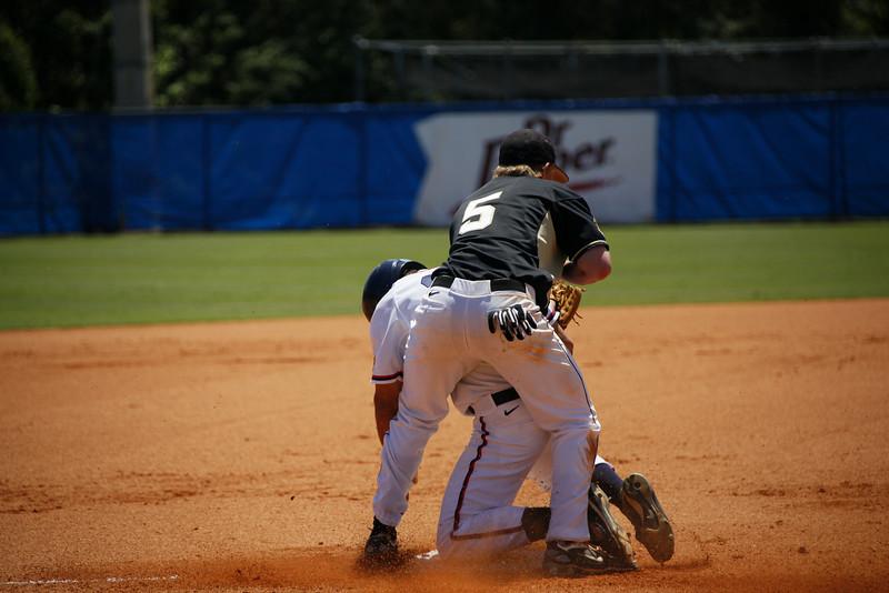 FAU Baseball vs Bryant 2009APR19-1pm-  (111)