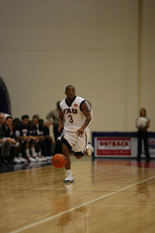 FAU Basketball vs East Tenn State 1013