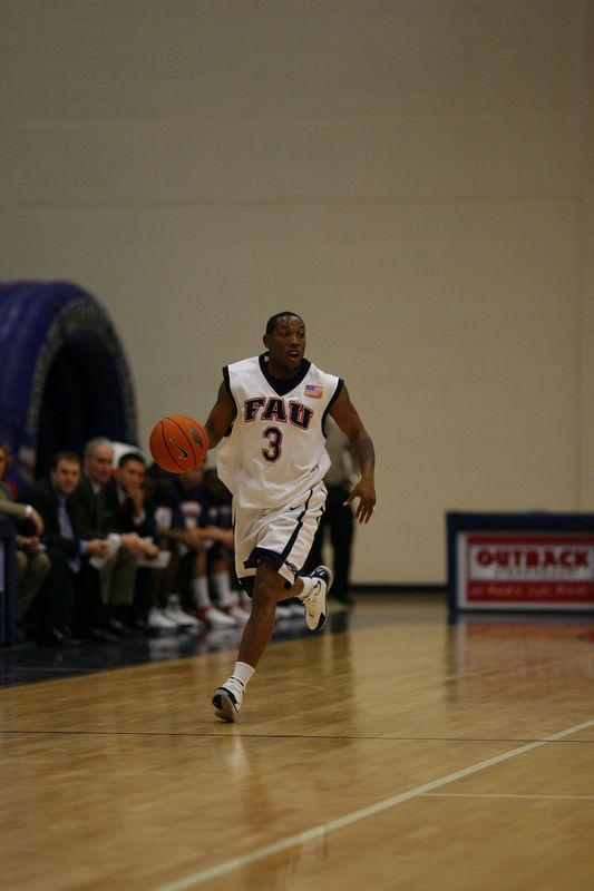 FAU Basketball vs East Tenn State 1015