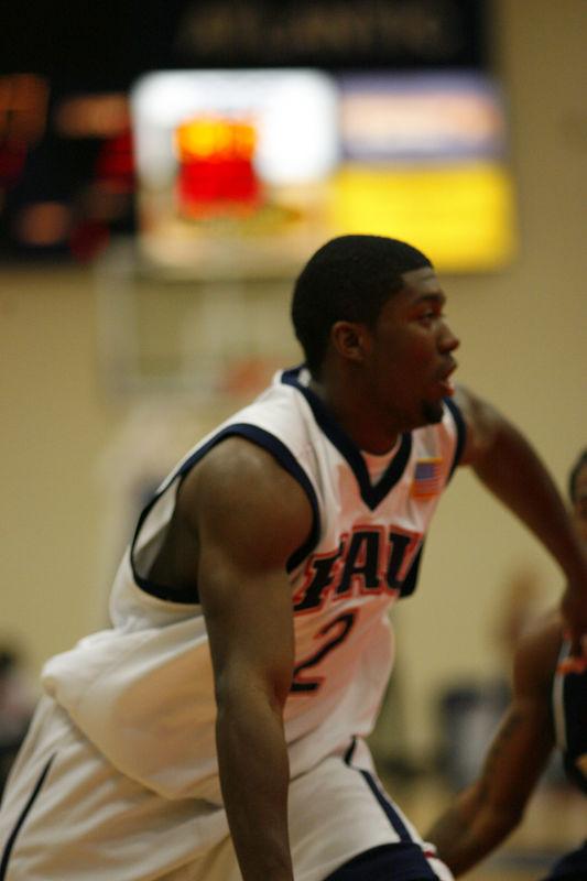 FAU Basketball vs East Tenn State 1009