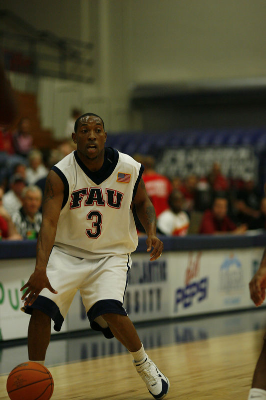 FAU Basketball vs East Tenn State 1029