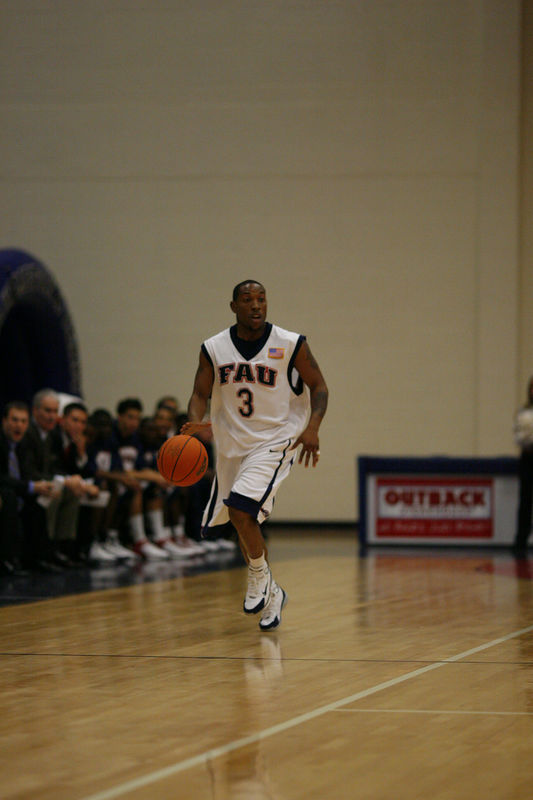 FAU Basketball vs East Tenn State 1014