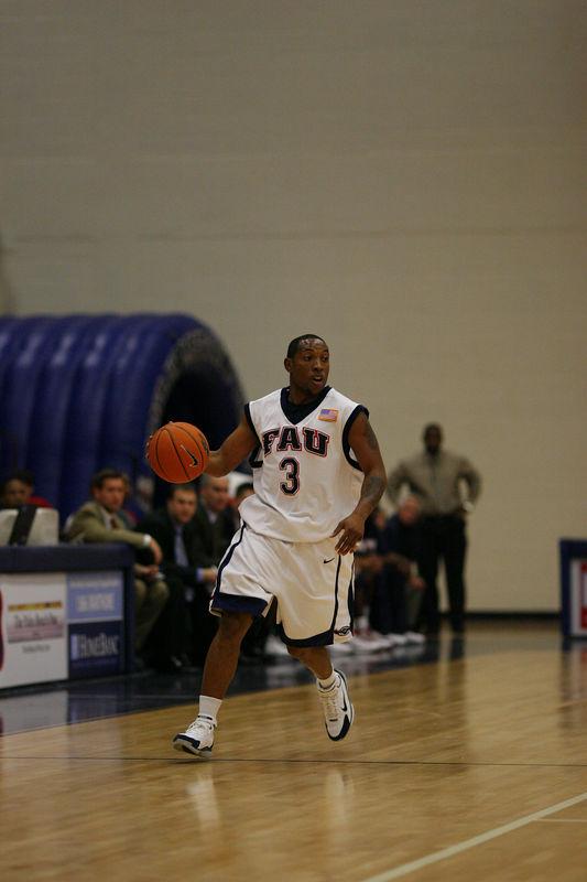 FAU Basketball vs East Tenn State 1017