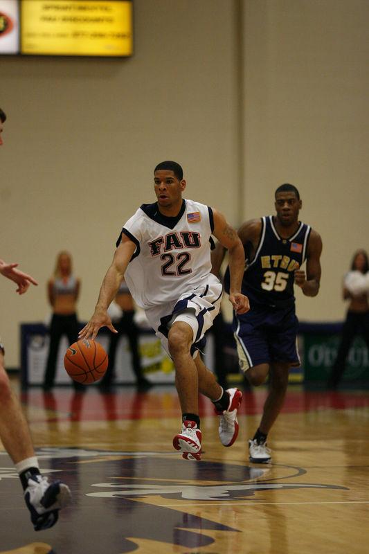 FAU Basketball vs East Tenn State 1021