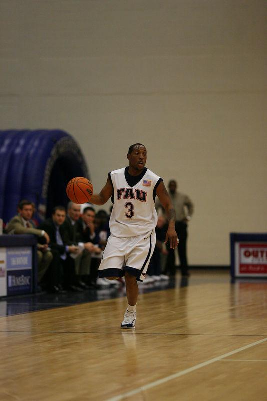 FAU Basketball vs East Tenn State 1016