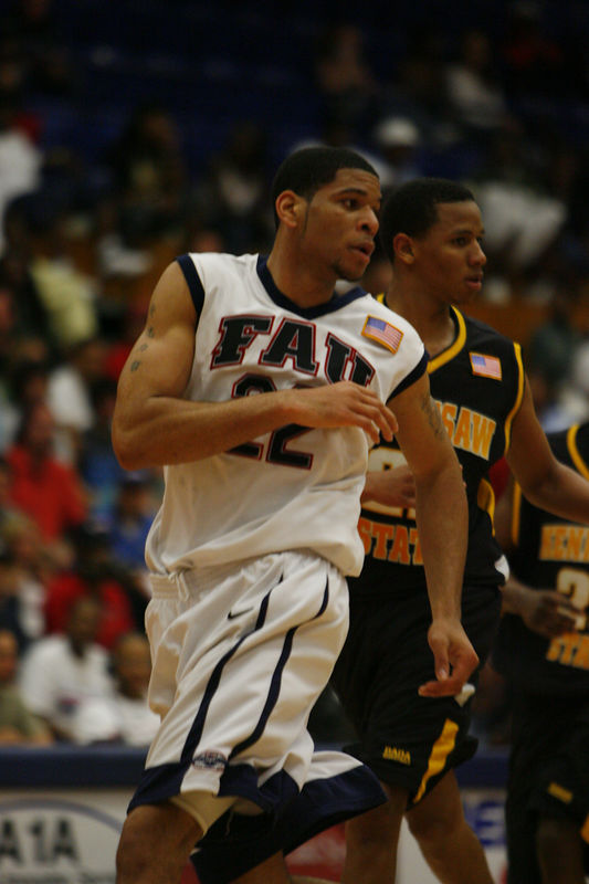 2 FAU Basketball vs Kennesaw State Univ -1664