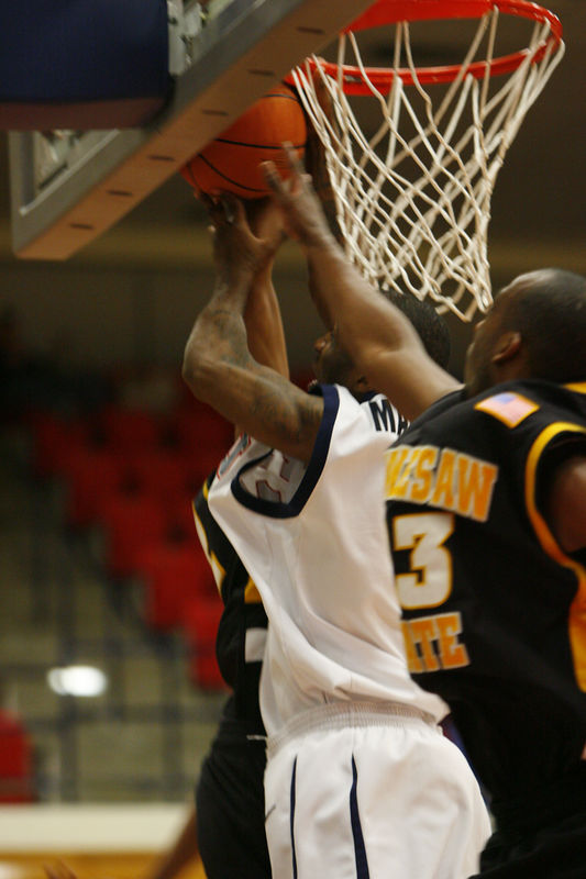 2 FAU Basketball vs Kennesaw State Univ -1621
